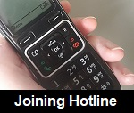 campaign membership hotline